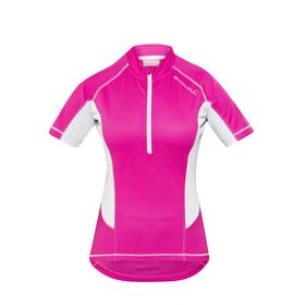 Endura Pulse Kortærmet cykeltrøje Damer pink